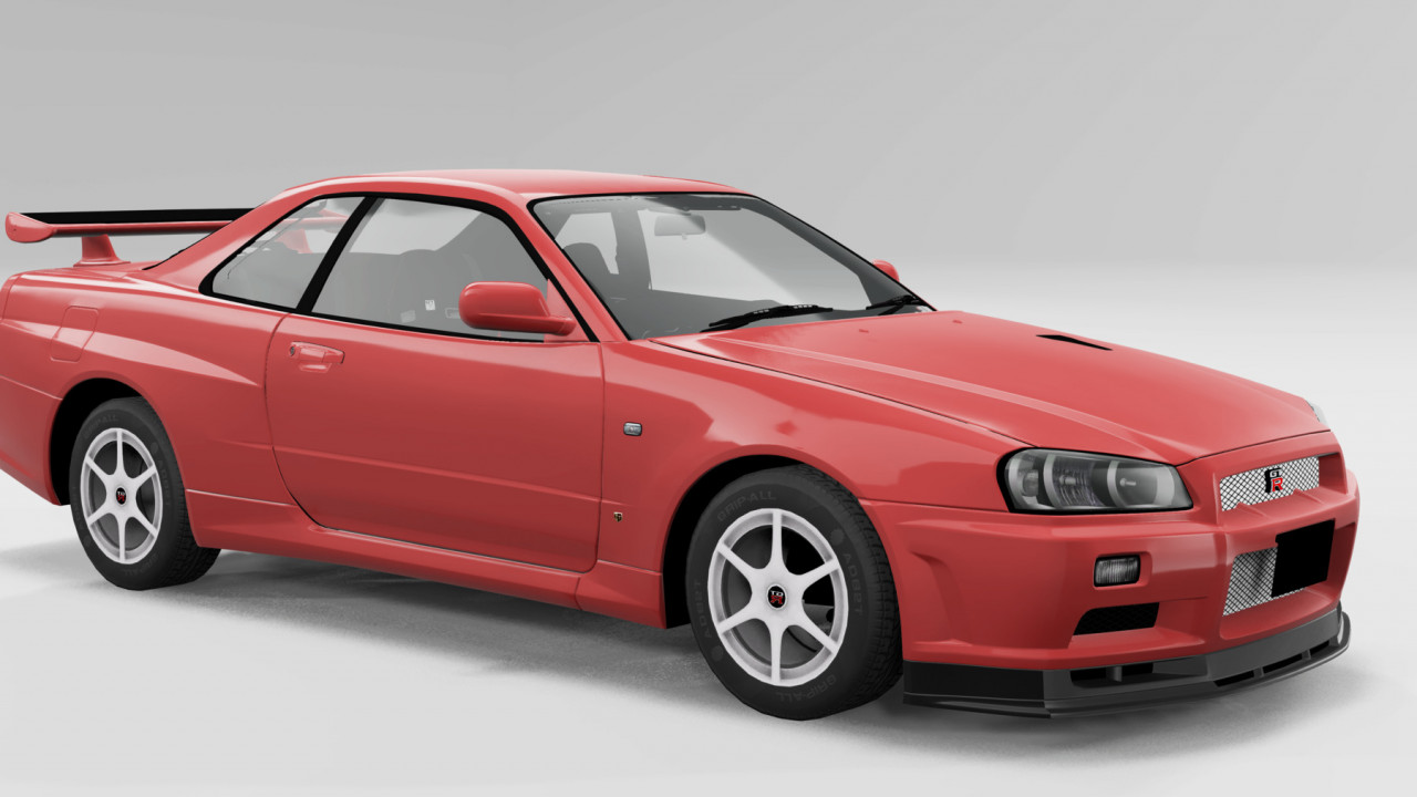 1994 NISSAN SKYLINE GT-R R34