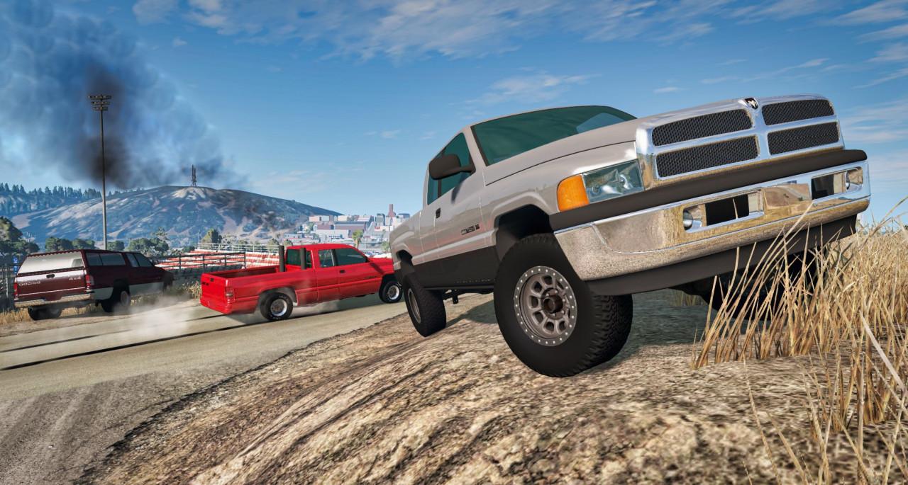Second Generation Dodge Ram 1.2.0 Addon For Gavril-D-Series