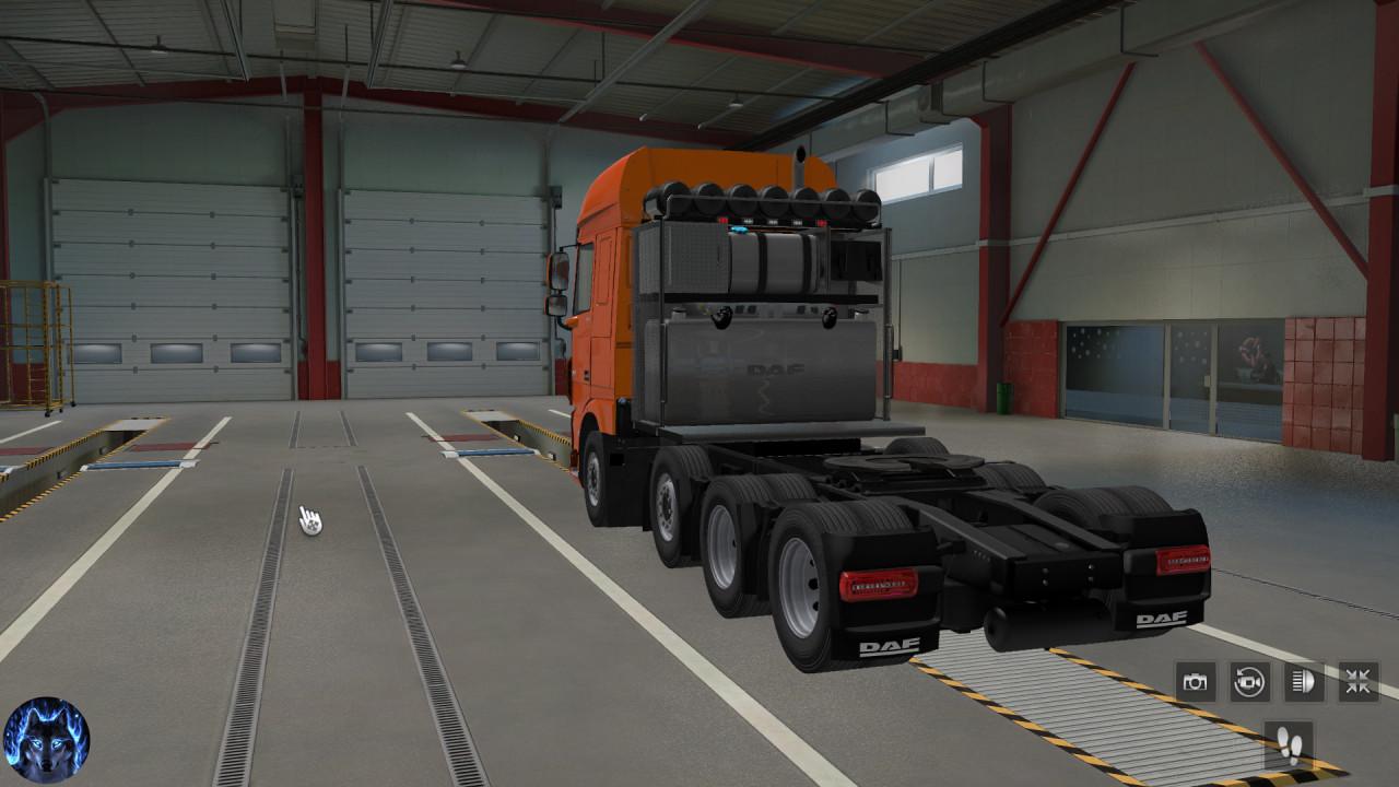 Daf XF Euro 6 Reworked