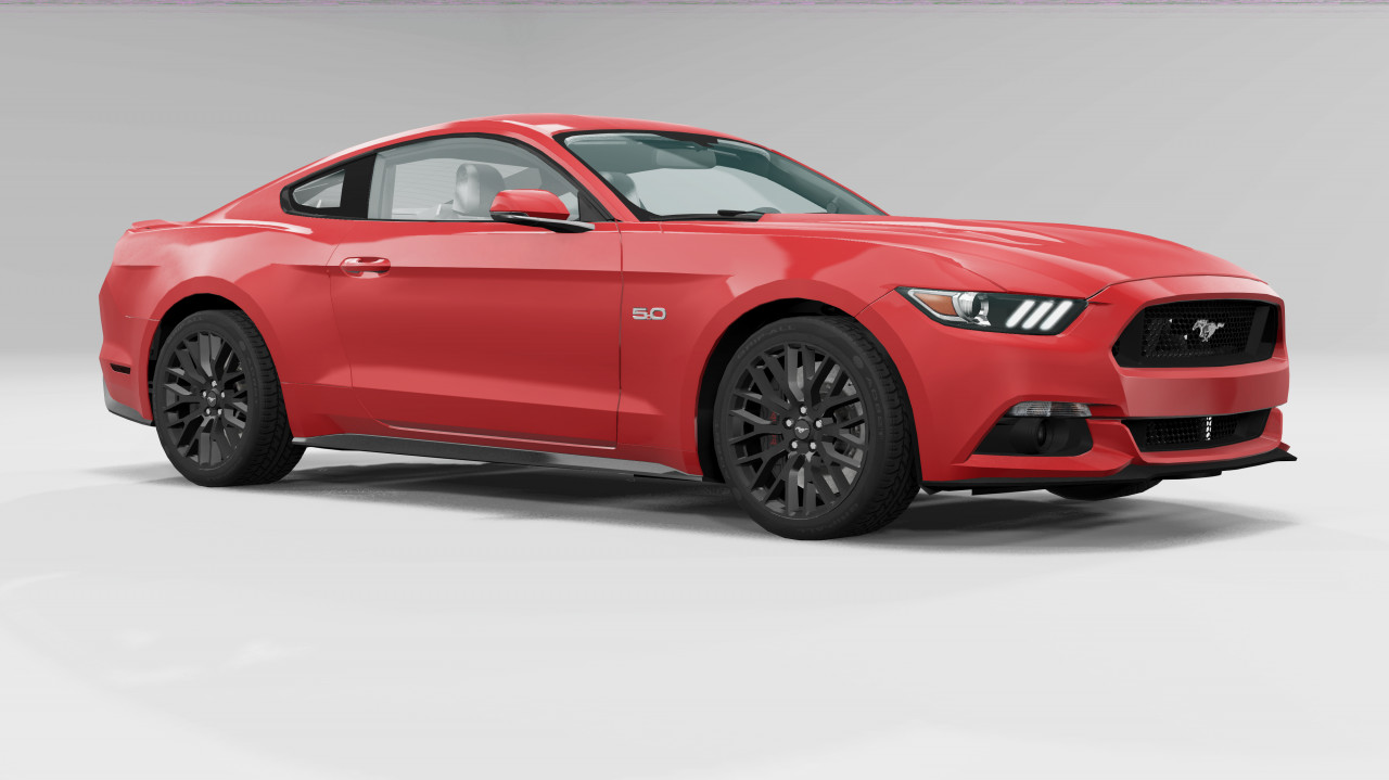 Ford Mustang Immproved