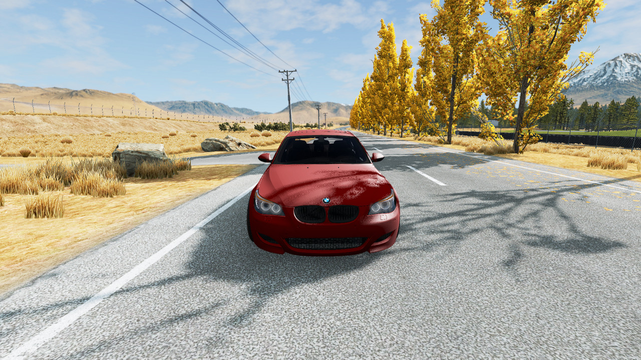 Bmw M5 E60 For Beamng Drive(read desc)