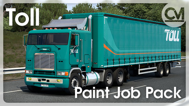 Toll Paint Job Pack
