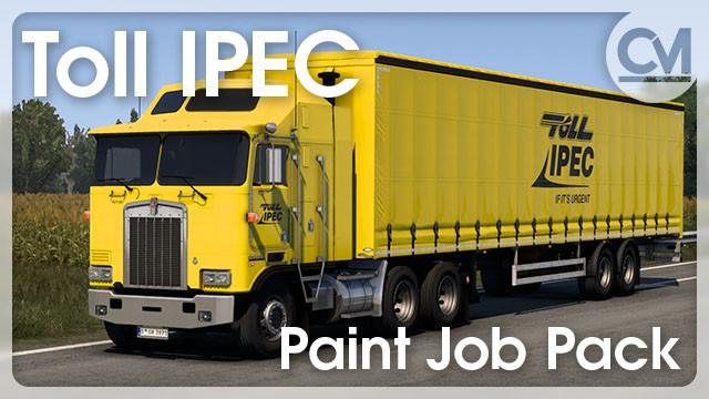 Toll IPEC Paint Job Pack
