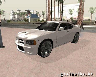 Dodge Charger SRT8 Rodster