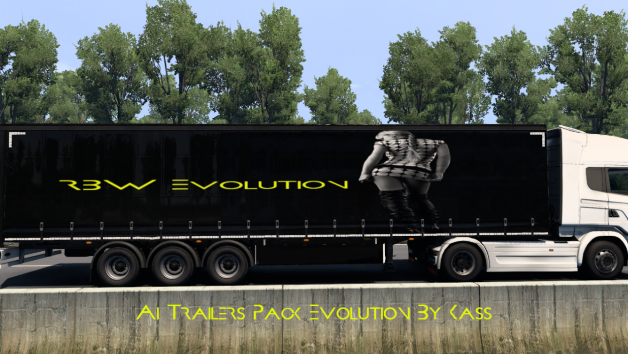 Ai Trailers Pack Evolution