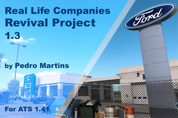 Real Life Companies Revival Project