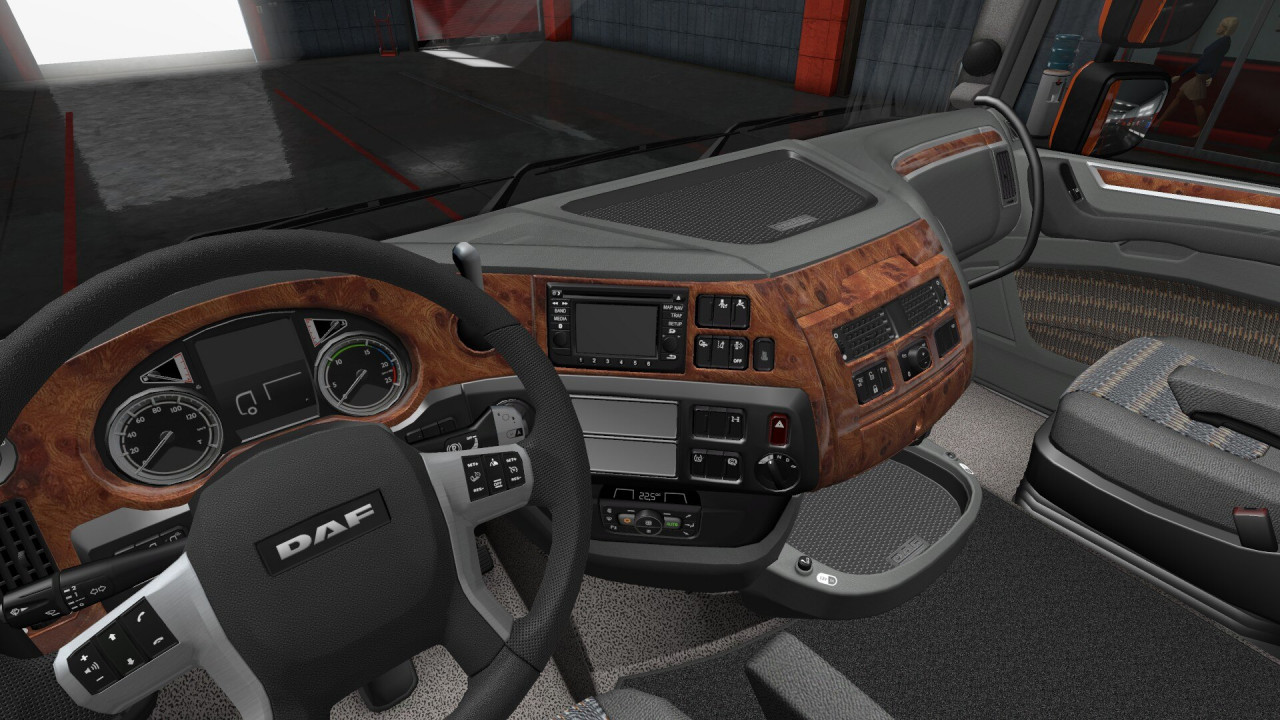 Interior Improvements
