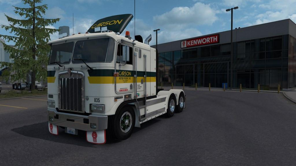 Kenworth K100-E