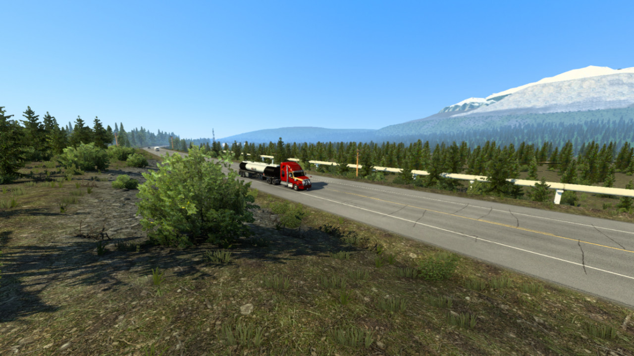 Route Alaska