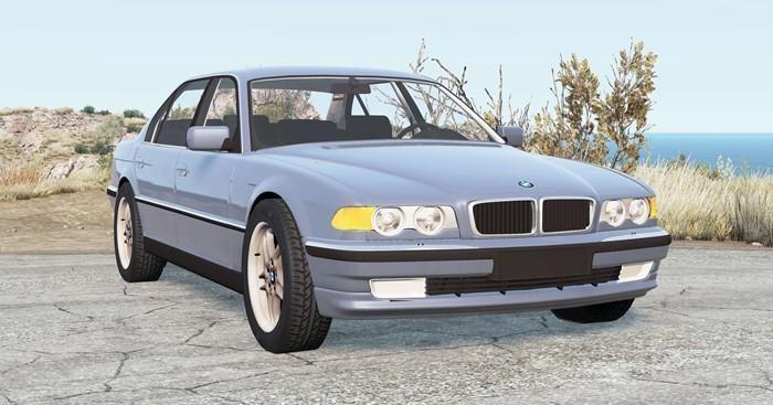 BMW 750iL (E38) 2000