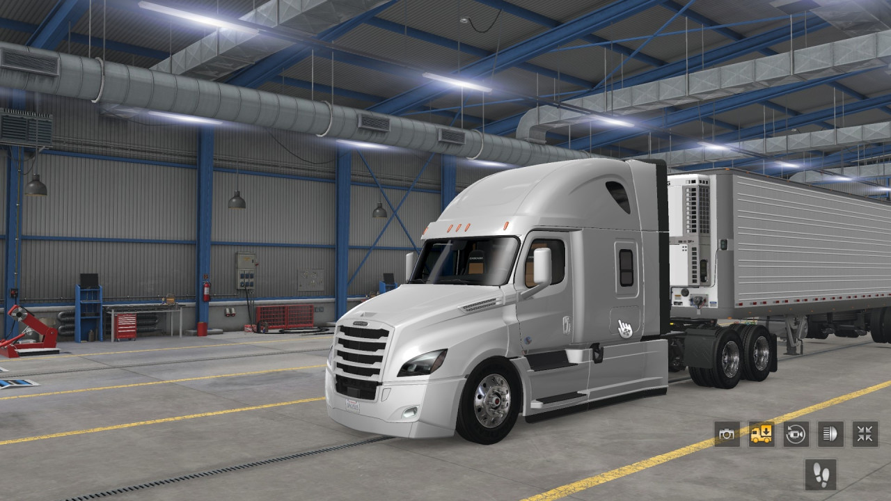 Freightliner Cascadia Parts pack