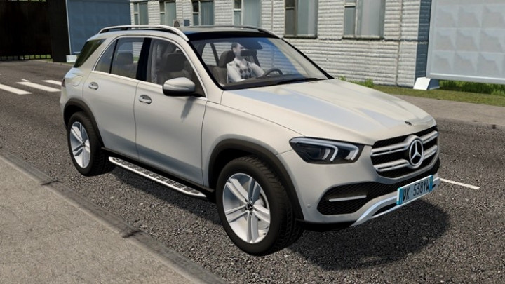 Mercedes-Benz Gle 300D 2020