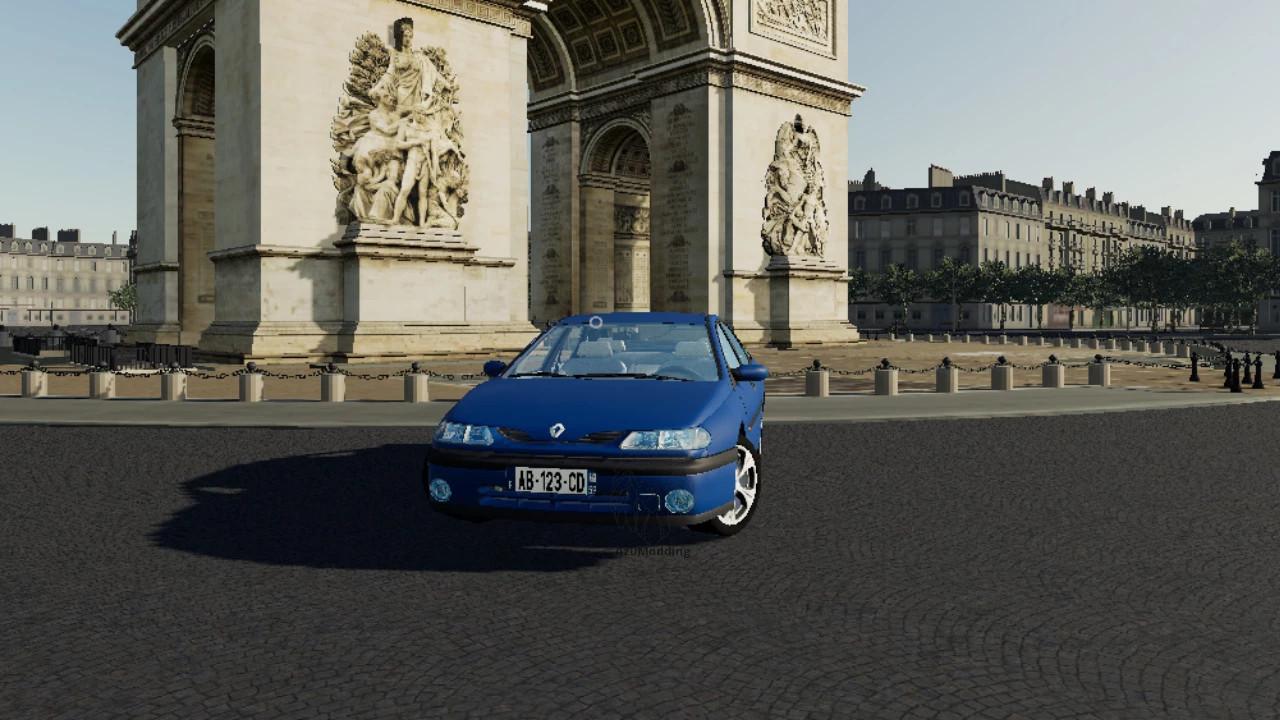 Renault Laguna Phase