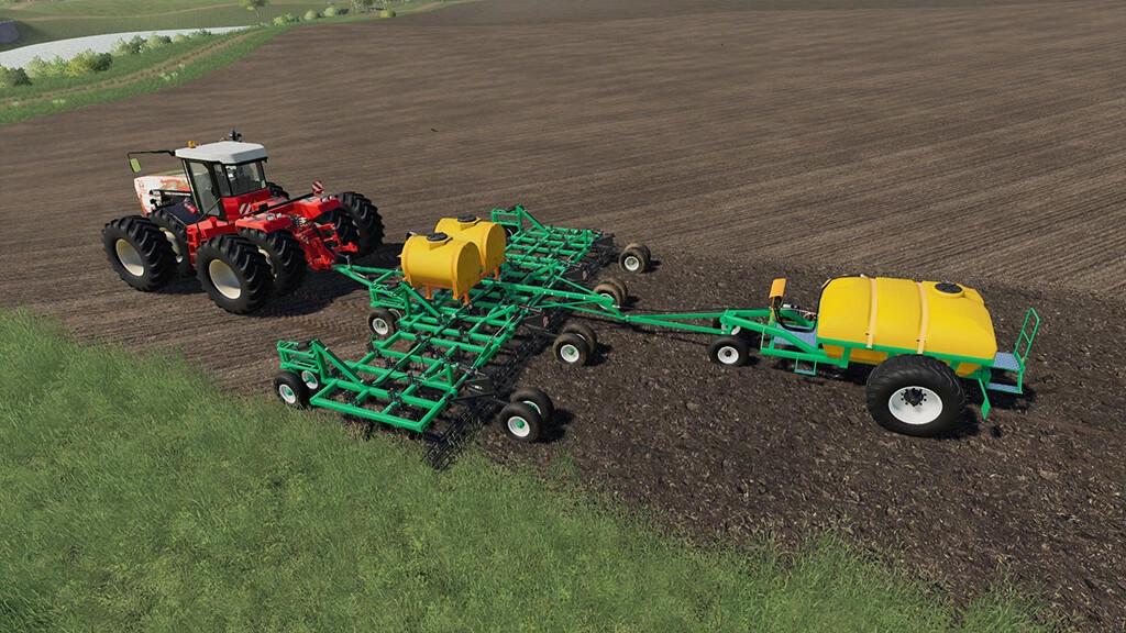 Seeding Complex