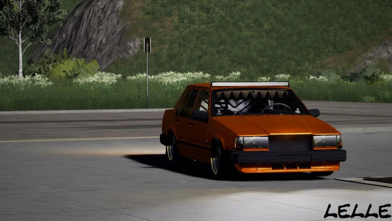 Volvo 740 Edit