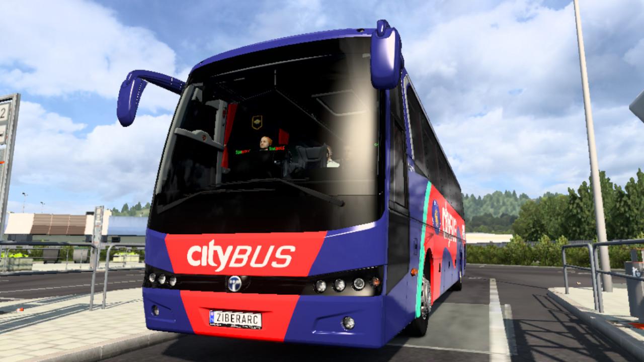 City Bus Sri Lanka   Temsa Safir II v1