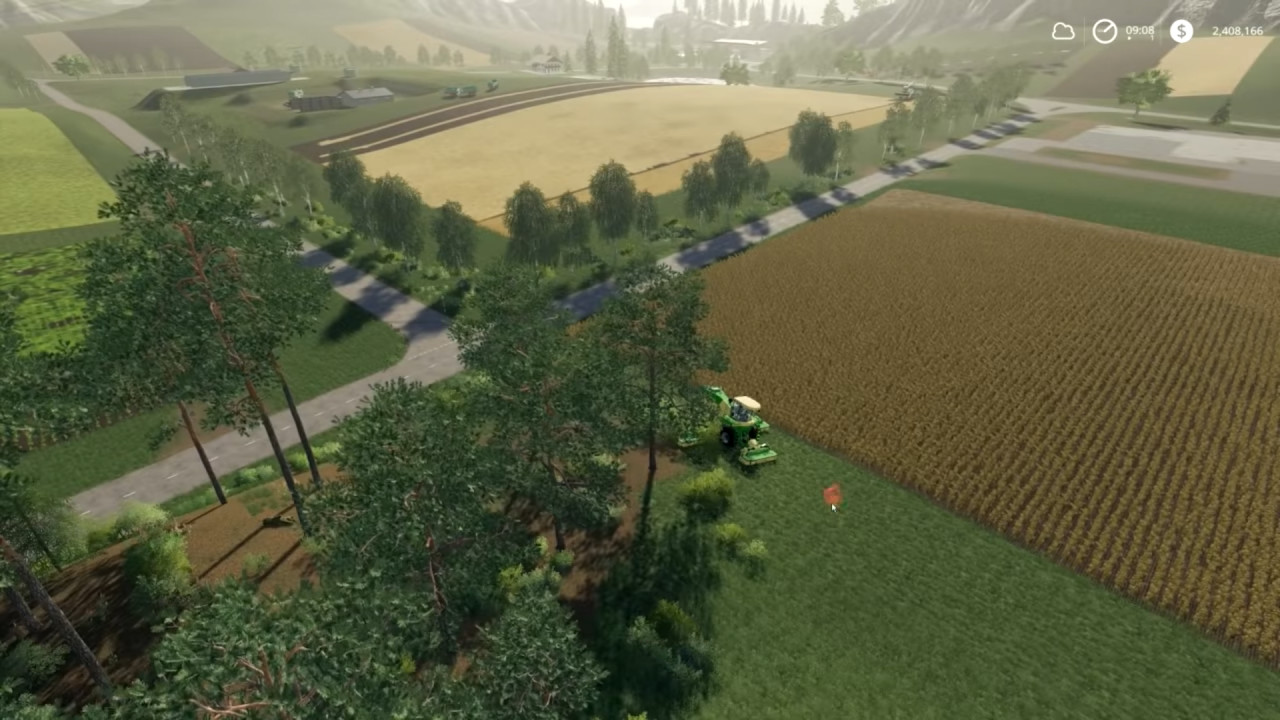 How to Buy Land in Farming Simulator 22