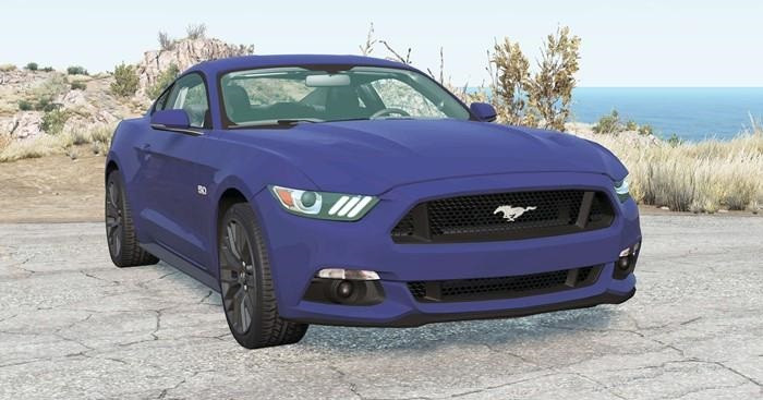 Ford Mustang GT Fastback 2015