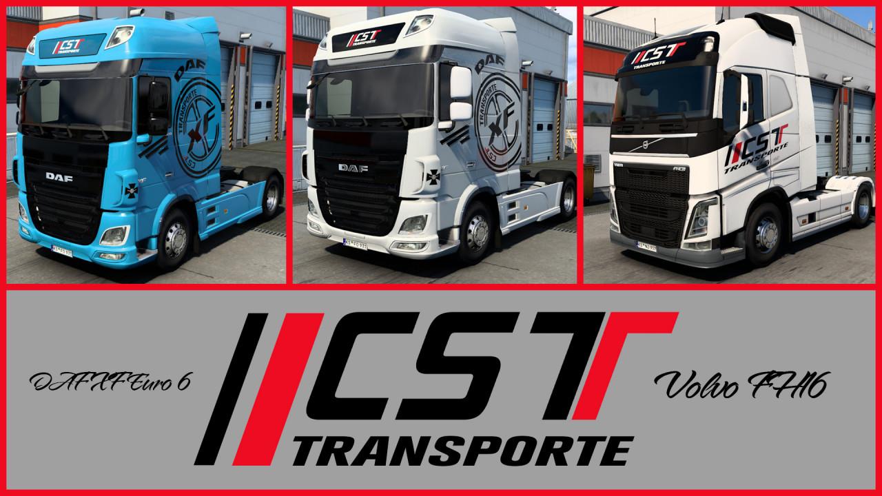 Skin CST Transporte