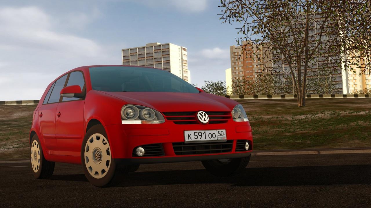 Volkswagen Golf Mk5 2004
