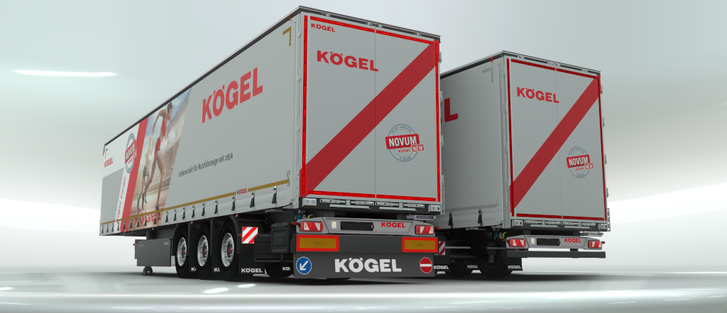 Kögel Trailers by Dotec