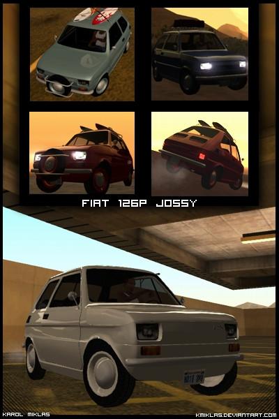 Fiat 126 Jossy
