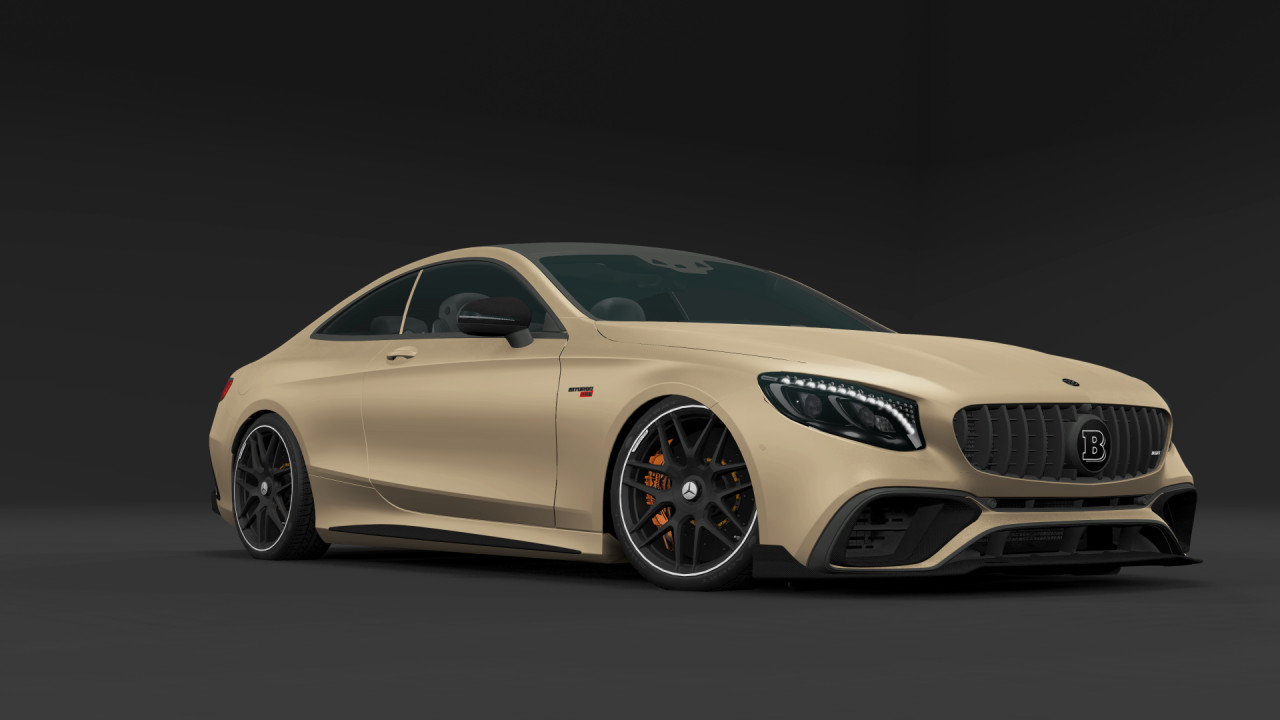 2021 Mercedes Benz S63 AMG Coupe