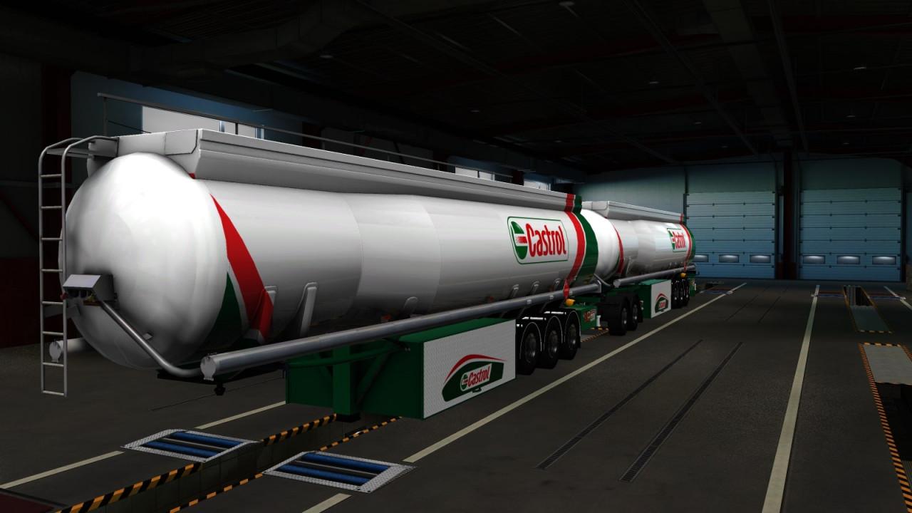 Fuel Cistern HCT