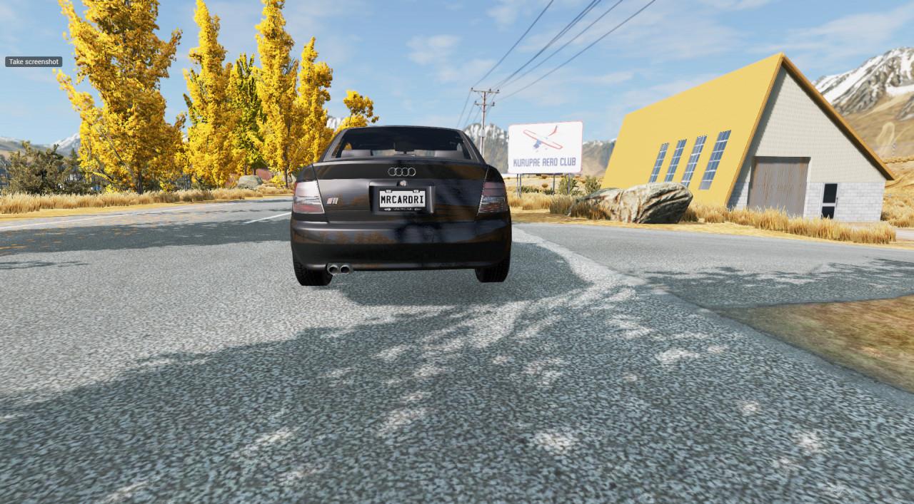 Audi B5 S4